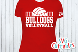 Volleyball Template Bundle #2