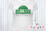 Volleyball Template 003