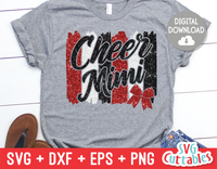 Cheer Mimi | SVG Cut File