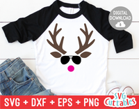 Reindeer | Cut File