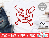 Baseball Birthday | SVG Cut File