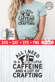 A Lot of Crafting | Crafting SVG Cut File