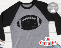 Distressed Football