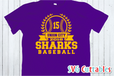 Baseball Team Template 008