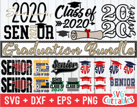 Graduation SVG Bundle