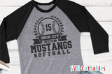 Softball Team Template 008