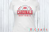 Softball Team Template 009