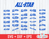 All-Star, All-Stars, Layouts