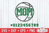 Basketball Mom | SVG Cut File
