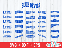 Blue Devils Layouts