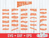 Buffalos Layouts, Buffaloes Layouts, svg cut file
