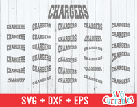 Chargers Layouts