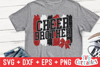 Cheer Brother | SVG Cut File