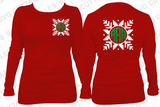 Christmas Sweater Monogram Frames