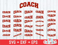 Coach layouts