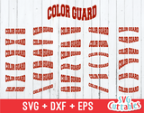 Color Guard Layouts