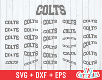 Colts Layouts