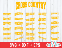 Cross Country Layouts