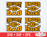 Cross Country Dad / Parent