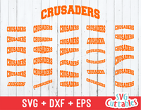 Crusaders Layouts