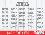 Devils Layouts