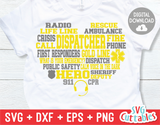 Dispatcher Subway Art Heart  | SVG Cut File