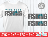 Fishing Distressed