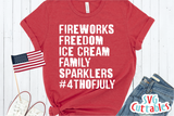 Fourth of July Mini Bundle 1 | SVG Cut File