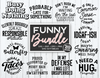 Funny Bundle | SVG Cut Files