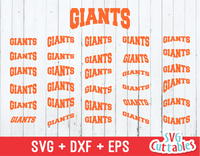 Giants Layouts
