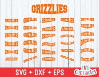 Grizzlies Layouts