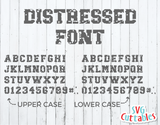 Distressed Sport Font, .otf and vector font