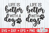For The Love Of Dogs svg Bundle