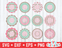 Monogram Frame Set of 12