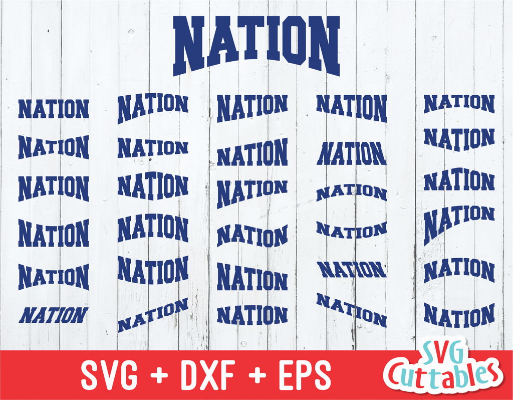 Nation Layouts