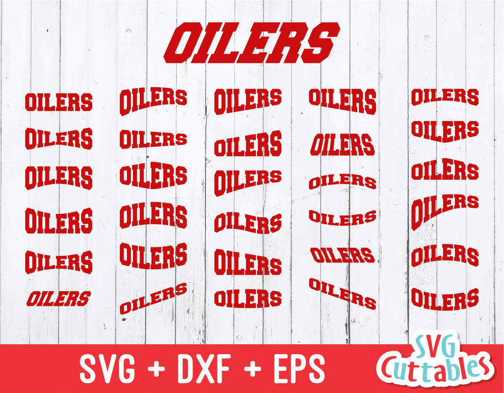 Oilers Layouts