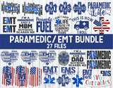Paramedic EMS EMT Bundle | SVG Cut File