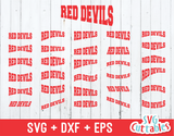 Red Devils Layouts