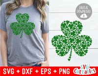 Shamrock | St. Patrick's Day Cut File