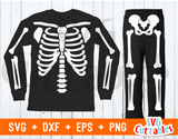 Skeleton T-shirt Design