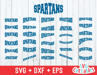 Spartans Layouts