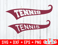 Tennis Text Tails