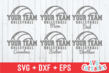 Volleyball Bundle 3
