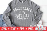 Is My Favorite Season Bundle | SVG Cut Files