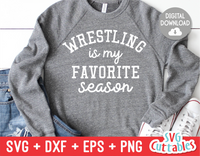 Wrestling Is My Favorite Season