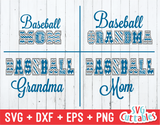 Baseball Mom / Baseball Grandma Pattern