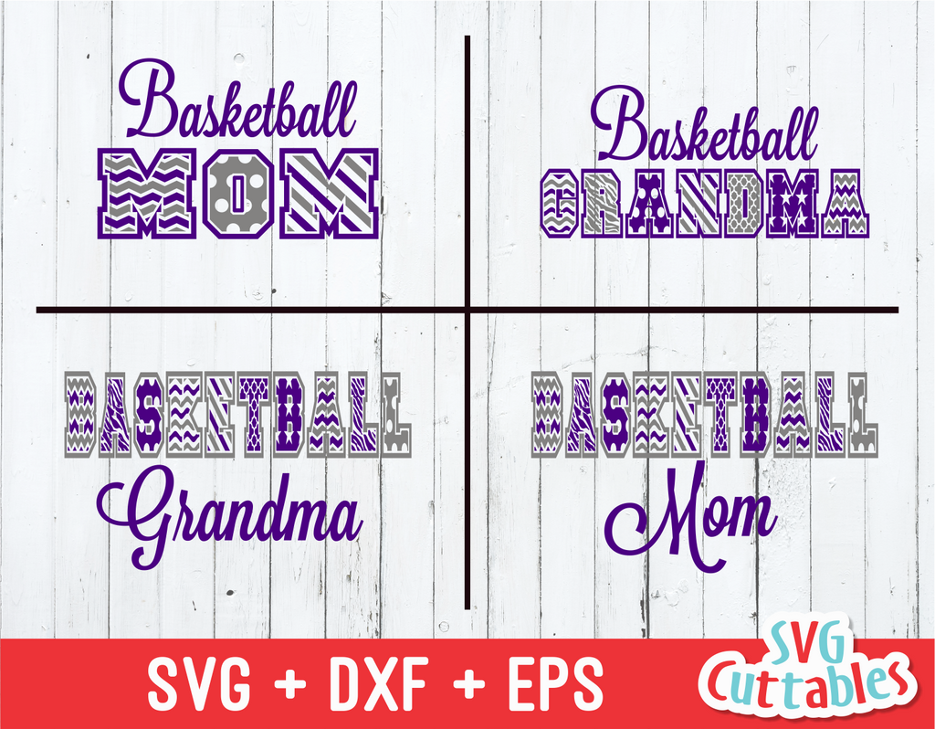 Basketball Mom, Basketball Grandma