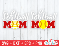 Softball Mom, Chevron and Regular