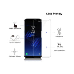 Buy Tempered Glass For Samsung Galaxy S8, S8 Plus, S9, S9 Plus - Image A1 - Elephagiantmart.com