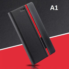 Buy Flip Leather Case Cover For Doogee Y8 - Image A1 - Elephagiantmart.com